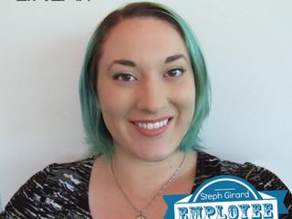 Congratulations to Stephanie Girard, Marketing & Culture Manager in Linear's Rhode Island Headqu