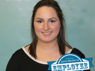 Congratulations to Jamie Medeiros, Post Closing Specialist in Linear's Rhode Island Headquarters for