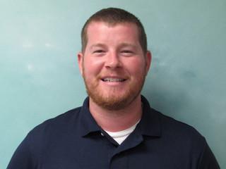 Matthew Levesque, Client Services Manager