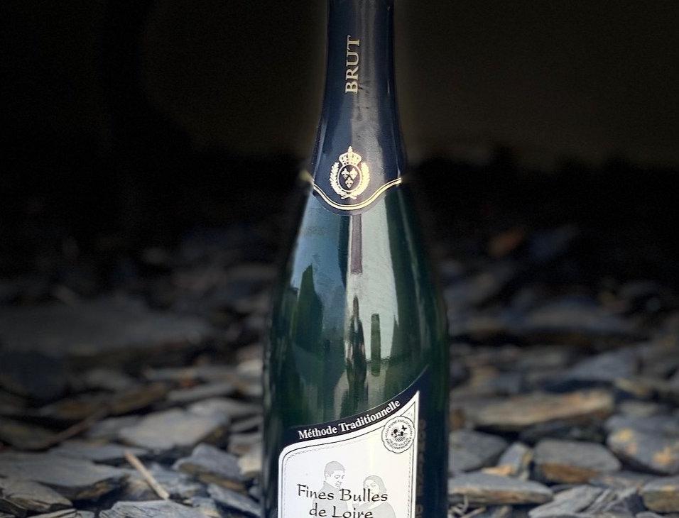 Fines Bulles de Loire Brut - Carton de 6 bouteilles