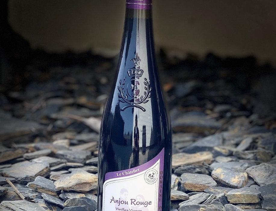 Anjou Rouge Vieilles Vignes Le Chatelier - Carton de 6