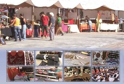 Mercado Artesanal Los Lajares
