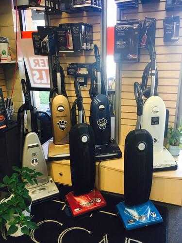 riccar vacuum shop encinitas