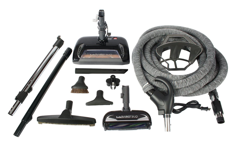 central vacuum service