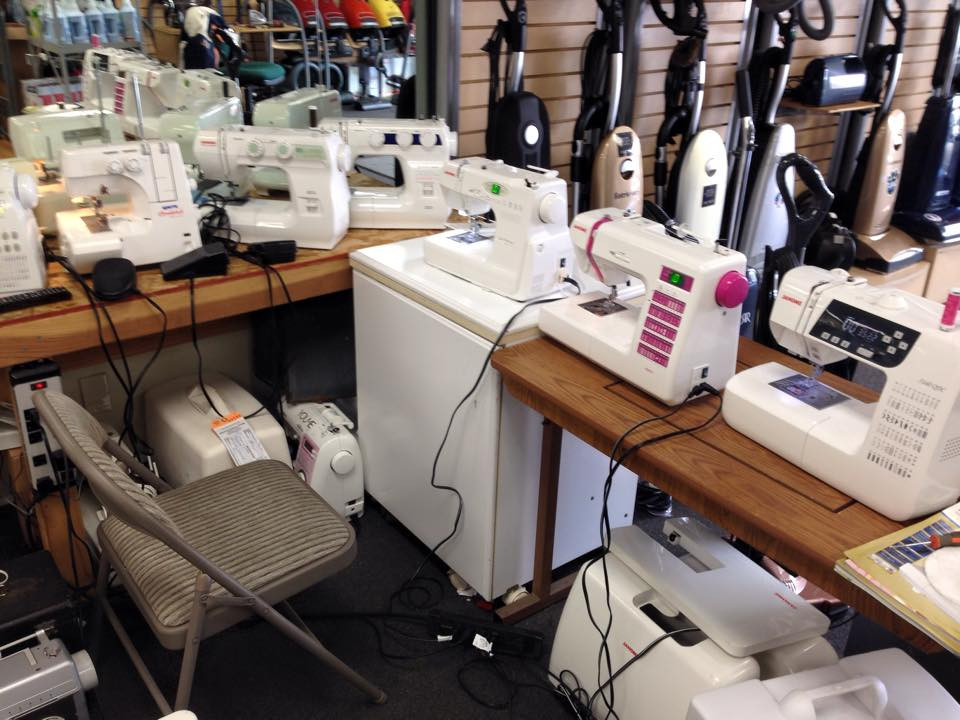 sewing machine shop encinitas