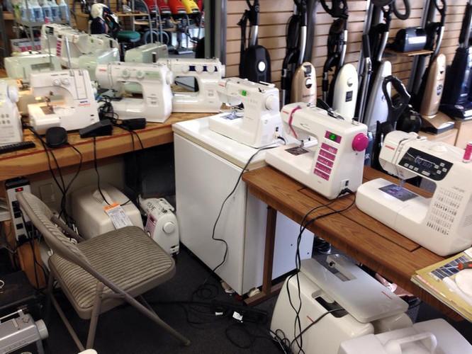 sewing machine shop encinitas