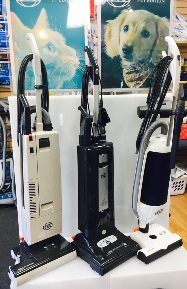 sebo upright vacuum dealer