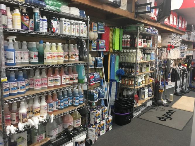 janitorial supplies encinitas