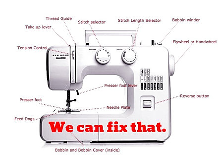 Sewing Machines San Marcos Sewing Machine Repair