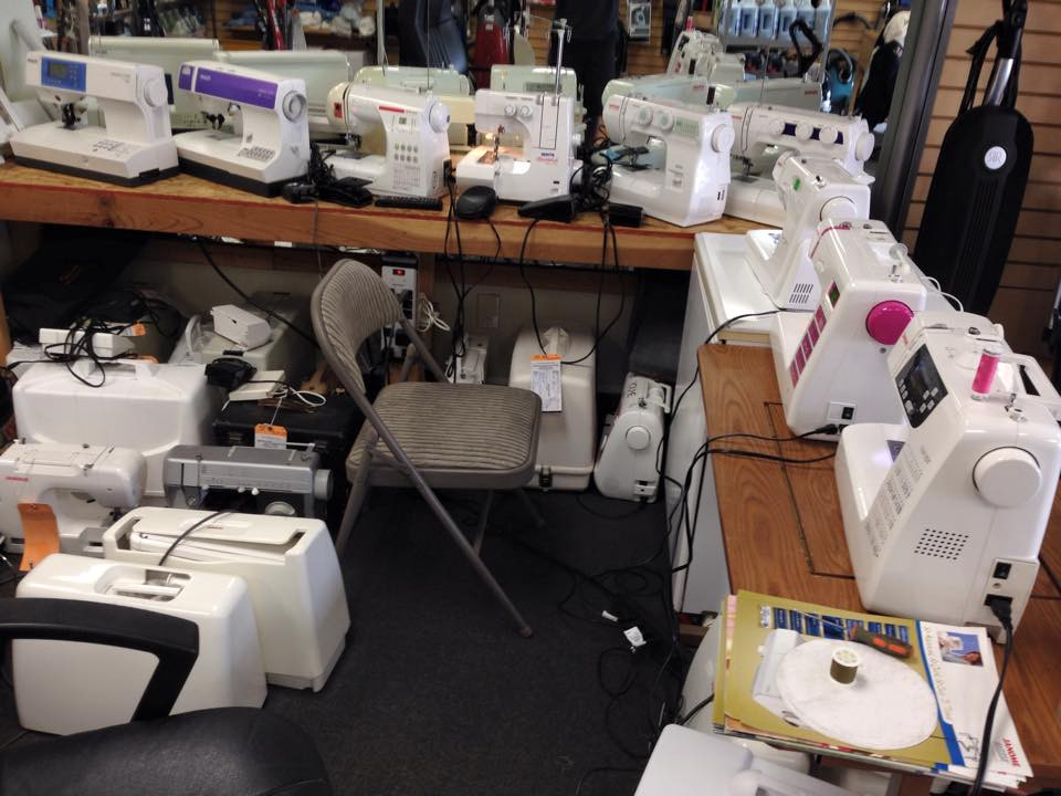 encinitas sewing machine shop