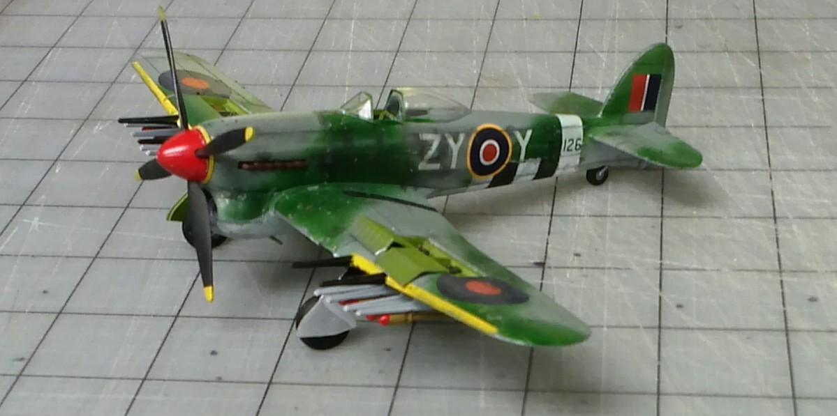 Hawker Typhoon Mk IV