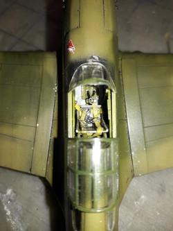 Curtis P-40-C Flying Tiger