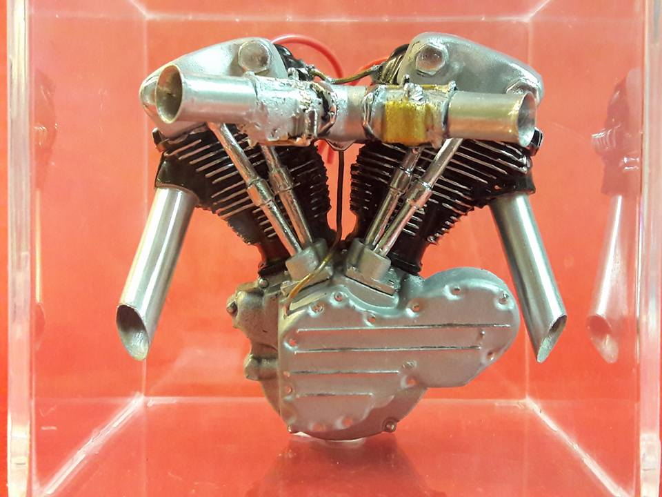 Harley-Davidson Knuckle Head