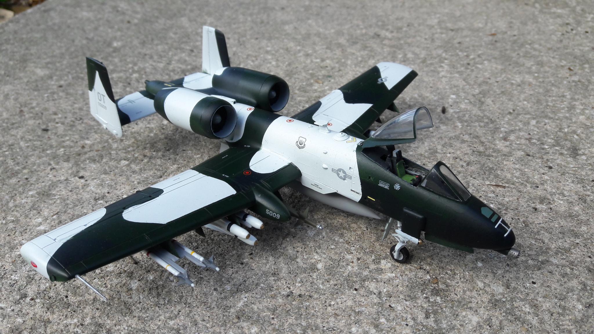 """Republic A-10 """"Warthog"""""""