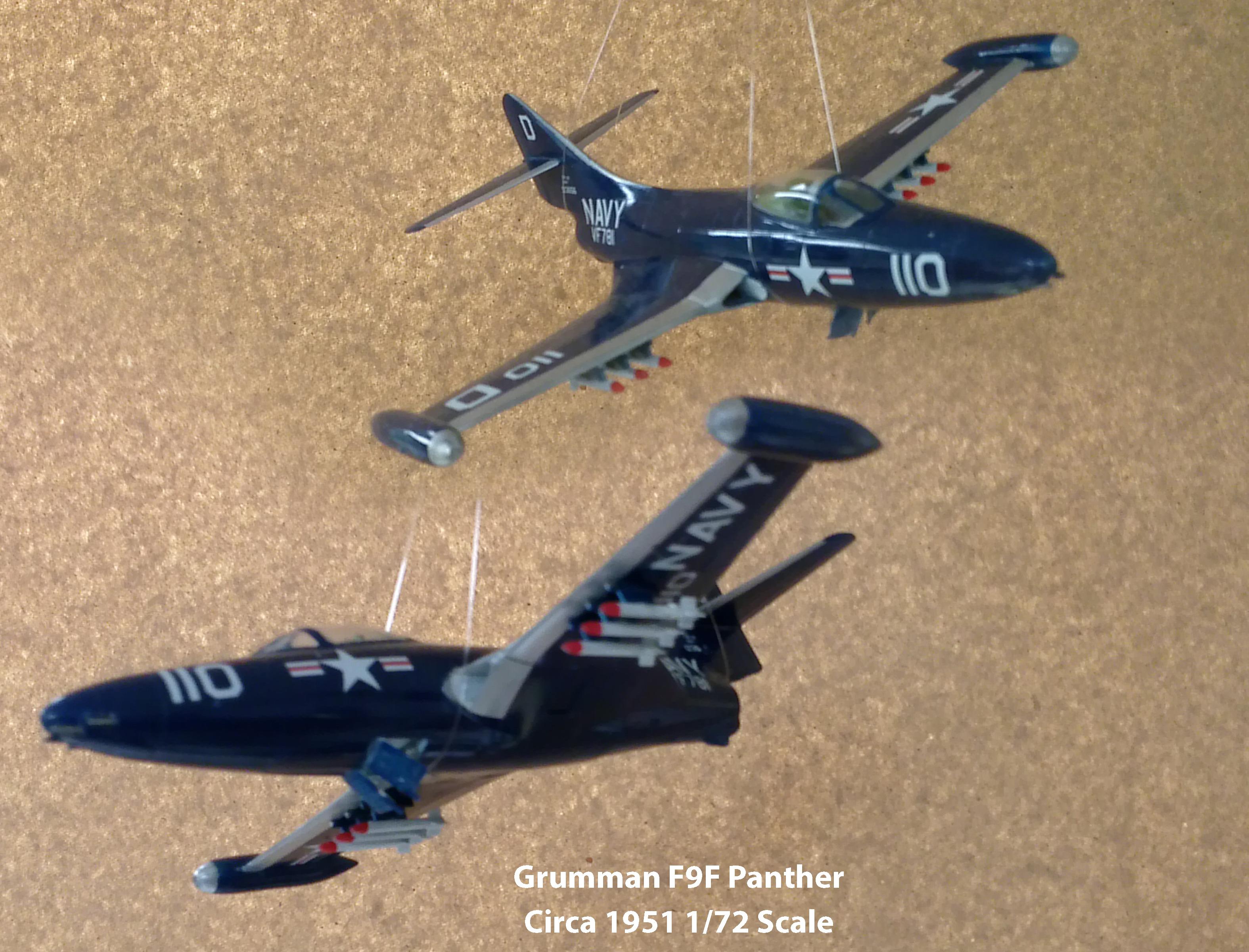 Grumman F9F-Panther