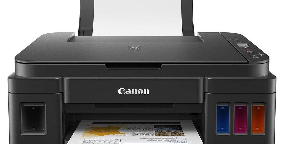 Impresora con Sistema de Tinta Original Canon G2100 - G2110
