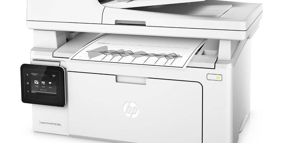 Impresora Láser HP Multifuncional M130FW