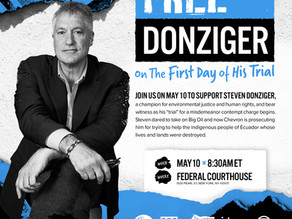 Rally To Free Donziger