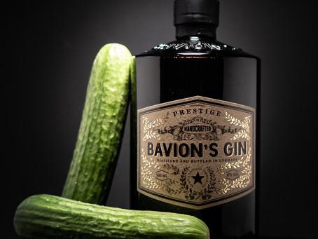 Bavion's Prestige Gin