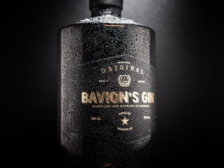 Bavion's Original Gin