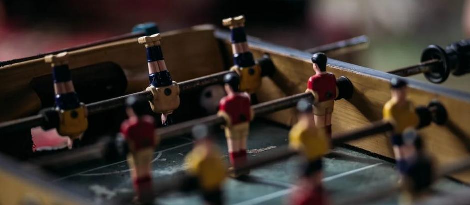 Jouer collectif n'est pas inné !