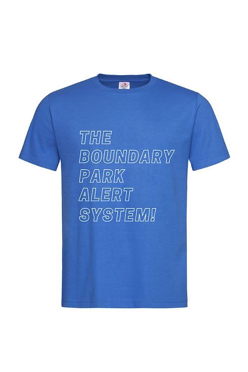 BPAS! T-Shirt / Blue