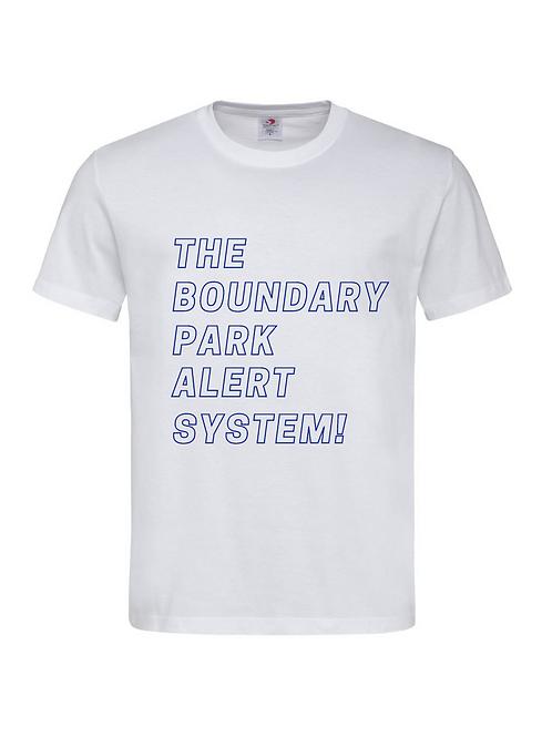 BPAS! T-Shirt / White