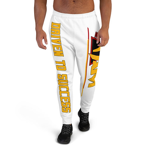 i am driven to success by my failures Men's Joggers