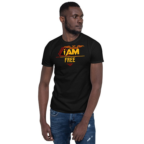 i am free men's T-Shirt