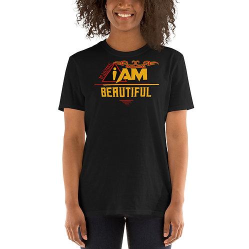 i am beautiful women's T-Shirt