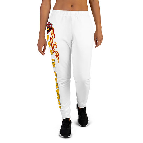 i am in control Women's Joggers