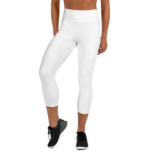 i am bootylicious Yoga Capri Leggings