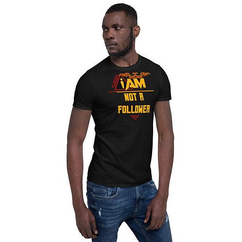i am not a follower men's T-Shirt