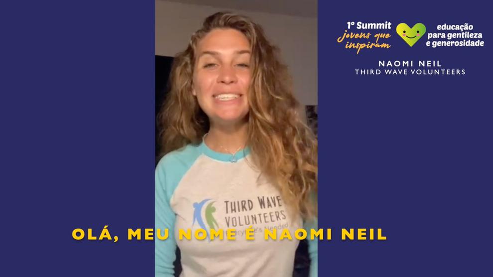Naomi Neil (Third Wave Volunteers)