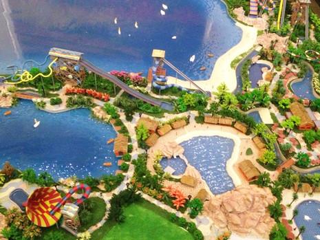 (1.2) Water Theme Park Location : Pasir Bogak, Perak