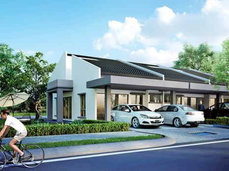 (9.2) Single Storey Terrace Location : Kamunting, Perak