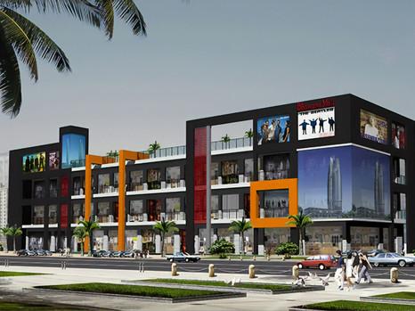 (1.1) Commercial Complex & Shops Location : Pasir Bogak, Pangkor