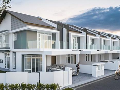 (3.1) Double Storey Terrace Location : Kamunting, Perak
