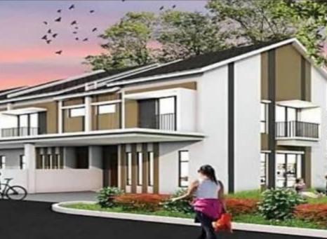 (4.2) Double Storey Terrace Location : Kuala Kangsar, Perak