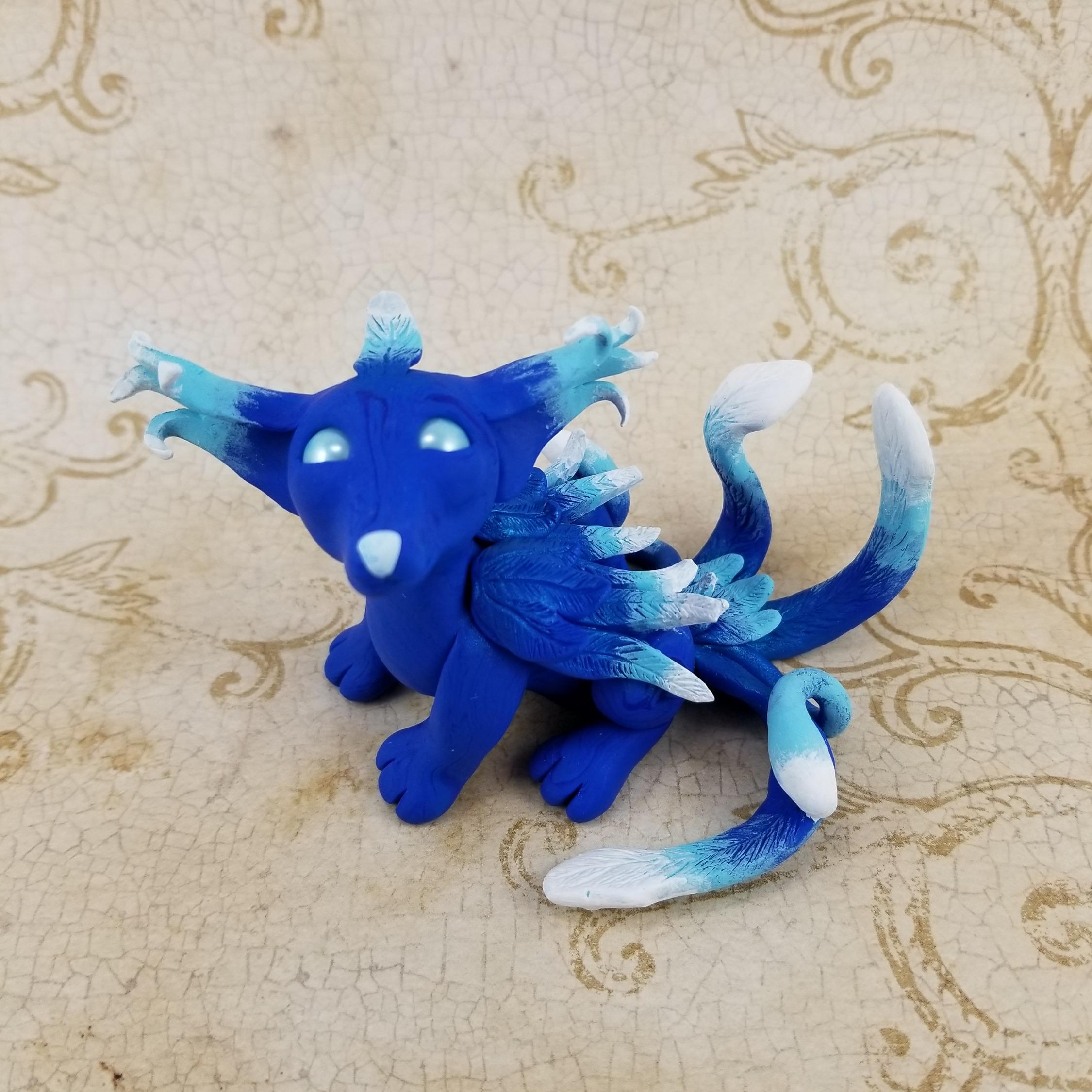 Blue Phoenix Fennec Fox