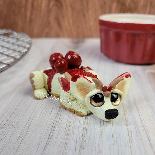 Cherry Cheesecake Corgon