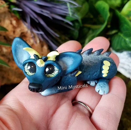 Blue Corgon