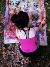 Artist Image, Wollaton Park, Nottingham