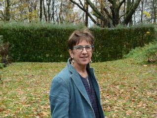 Voorstelling Riet Gillis, nieuw Oost-Vlaams gedeputeerde voor 'trage wegen'