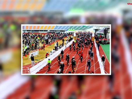 제1회 안동호반 그란폰도 대회영상
