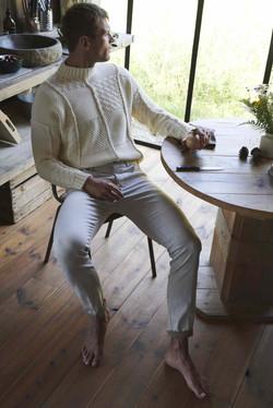 Descubra ahora nuestros pantalones de auténtico algodón ecológico.