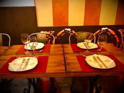 Restaurante encantador