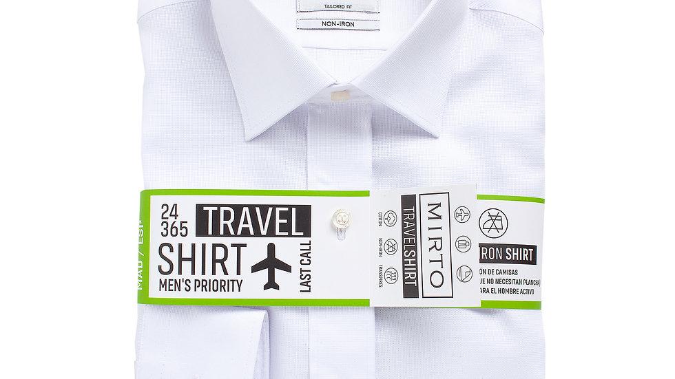 Camisa 100% algodón NON-IRON