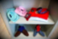 Camisas y zapatos sport