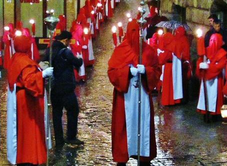 Procesión del Santo Entierro Cristo de Misericordia.